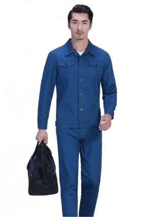 定制全棉工作服的优点是什么?