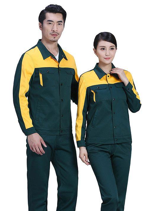 连体工作服与一般工作服有什么区别?