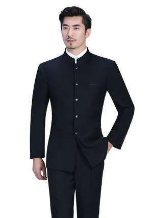 偏胖男士选择定制西装需要注意什么?