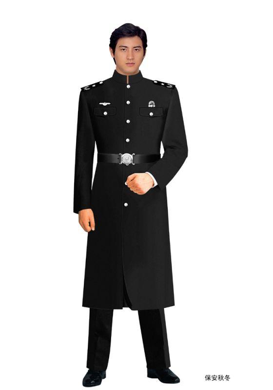 保安服的定做标准和使用的面料【资讯】